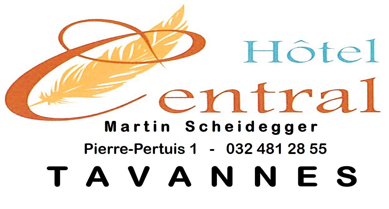 Hôtel Central Tavannes Martin Scheidegger